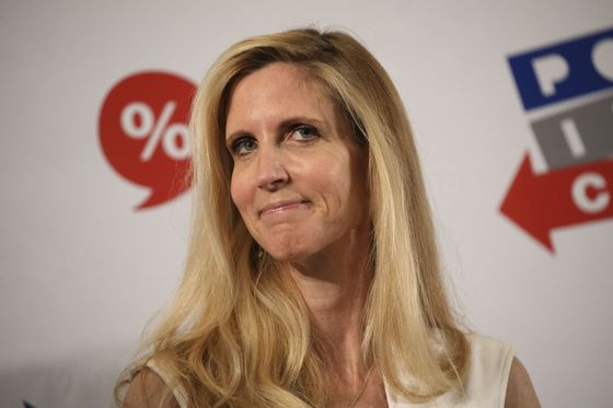 Trump Tells 'Nut Job'Coulter He's Stopping 'Invasion'at Border
