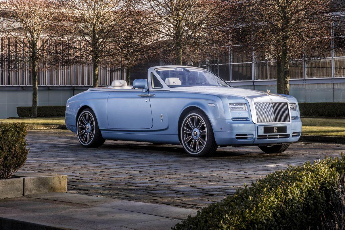 Rolls-Royce Million-Dollar Bespoke Program Set Sales Records in 2016