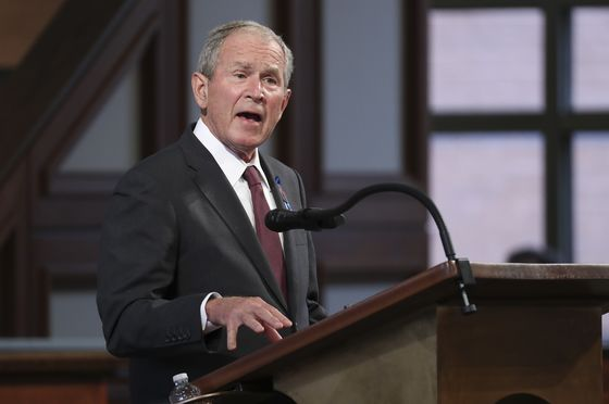 George W. Bush to Attend Biden's Inauguration in Signal of Unity