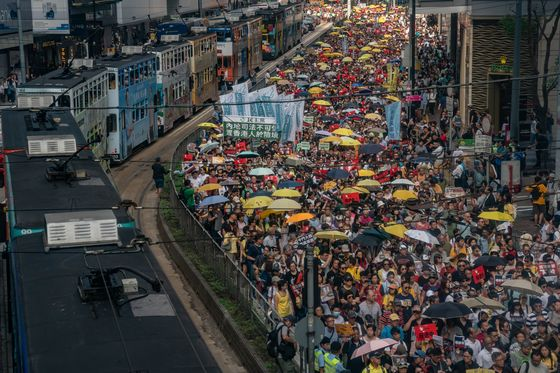 Hong Kong Extradition Law Fuels Protests Over China's Reach