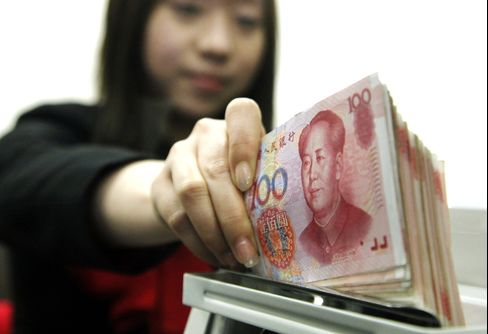 China Cuts Reserve Ratios as Europe Crisis Threatens Growth