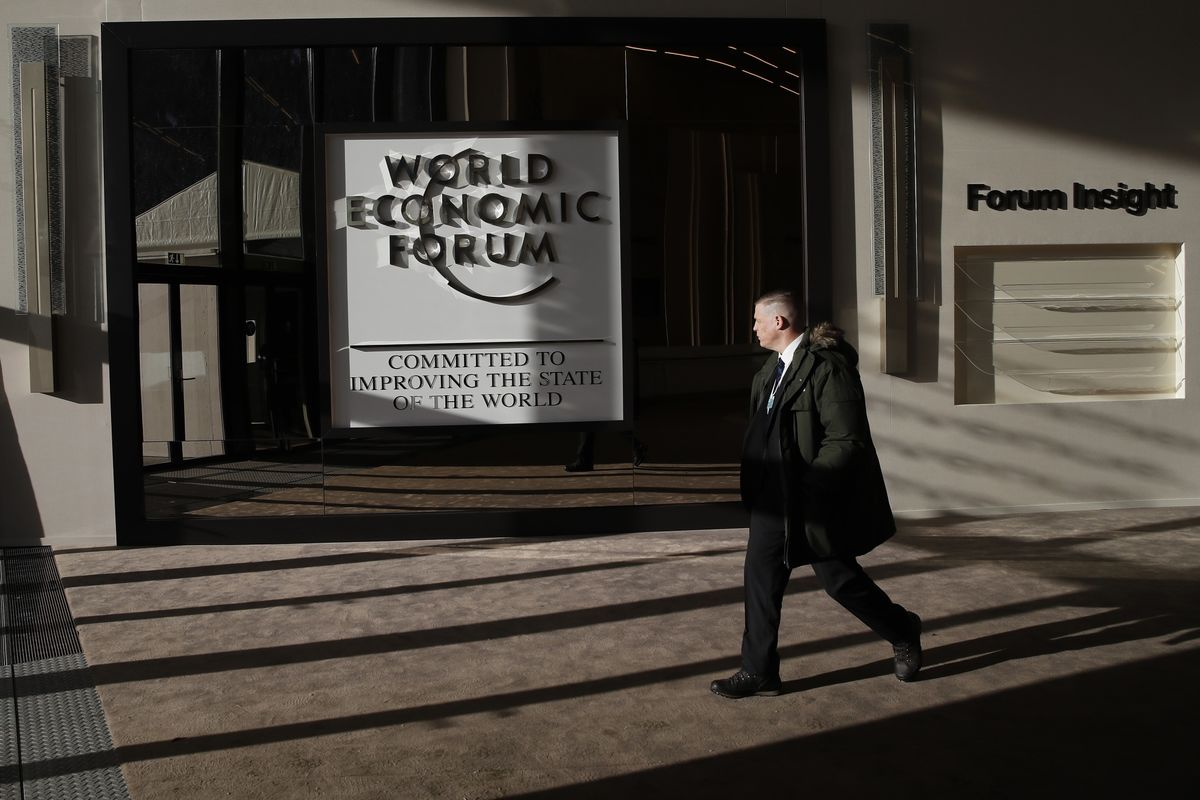 Year of Reckoning Follows Men (and One Specific Woman) to Davos