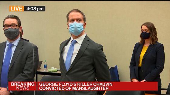 Ex-Cop Derek Chauvin Convicted on All Counts in George Floyd's Murder