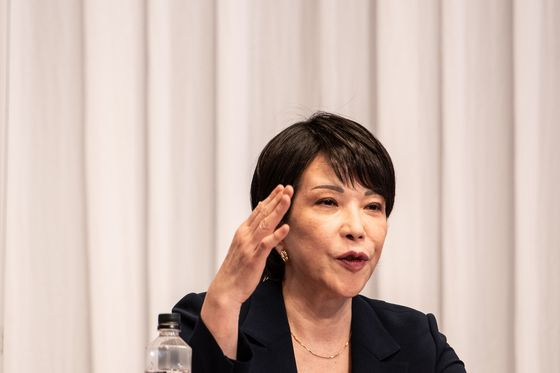 Japan Premier Hopeful Charts Collision Course With China