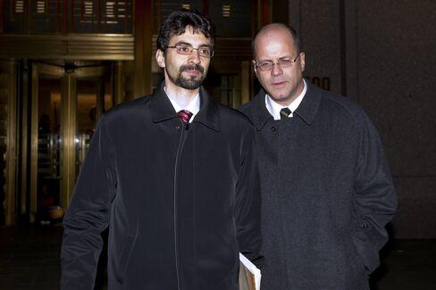 Ex-Goldman Programmer Sergey Aleynikov
