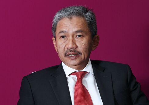 UEM Sunrise CEO Wan Abdullah Wan Ibrahim