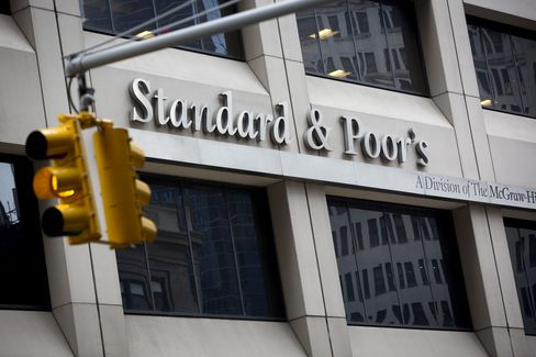 S&P Credibility Seen Eroded by Complicity in Bad Mortgage Deals