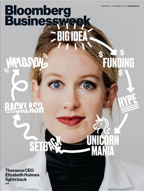 Can Elizabeth Holmes Save Her Unicorn?