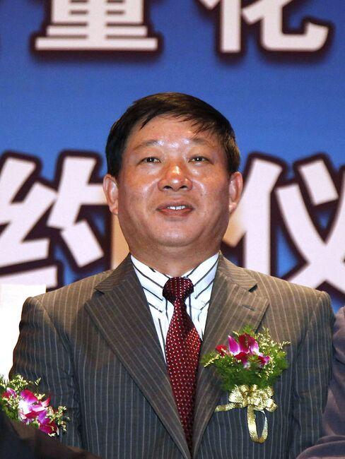 Ai Baojun in 2010.