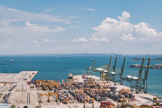 Ship Crews Stuck in Lockdown Strain Global Supply Chains