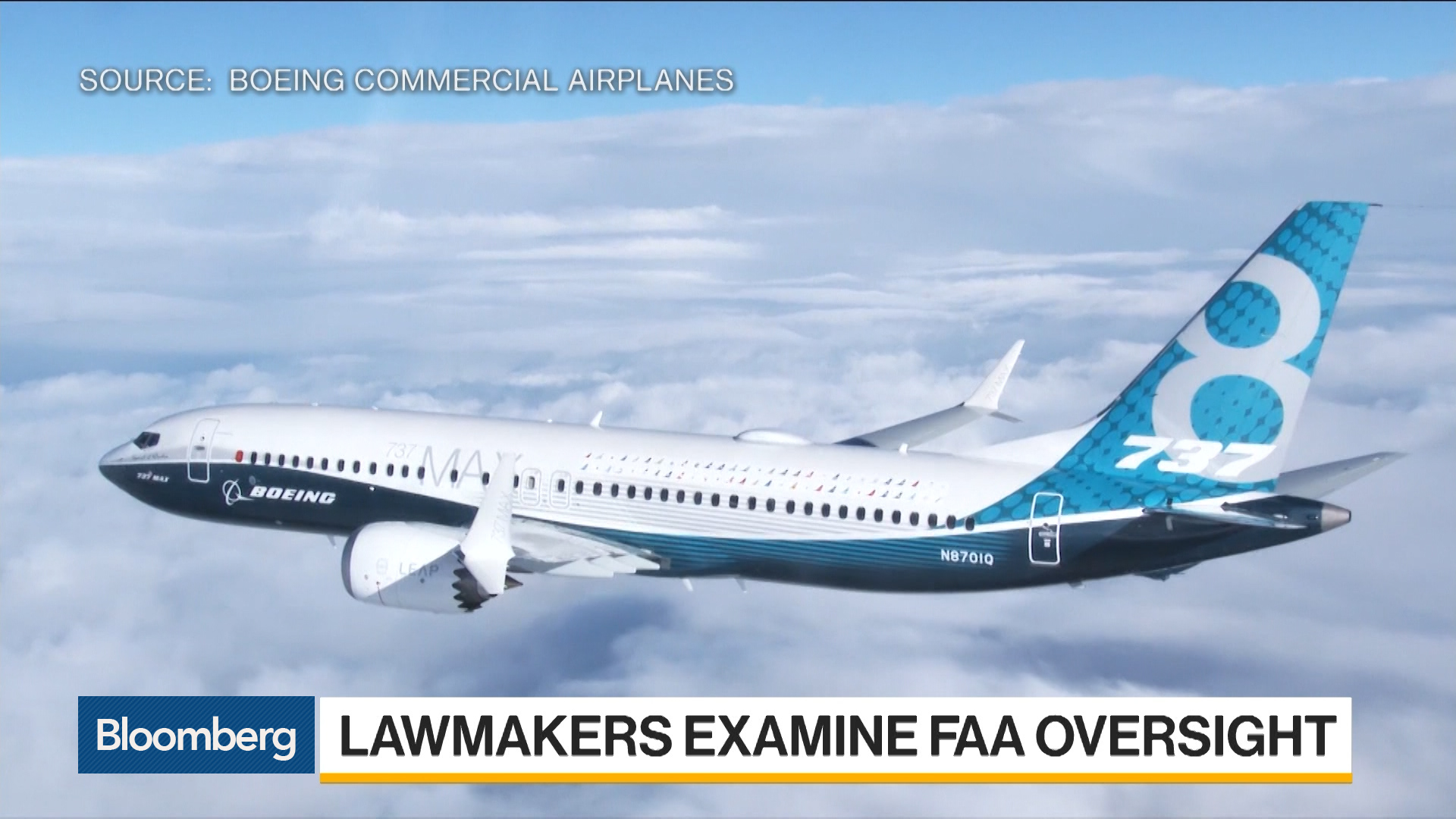 Boeing Was Close to Software Fix Before Second 737 Max Crash - Bloomberg