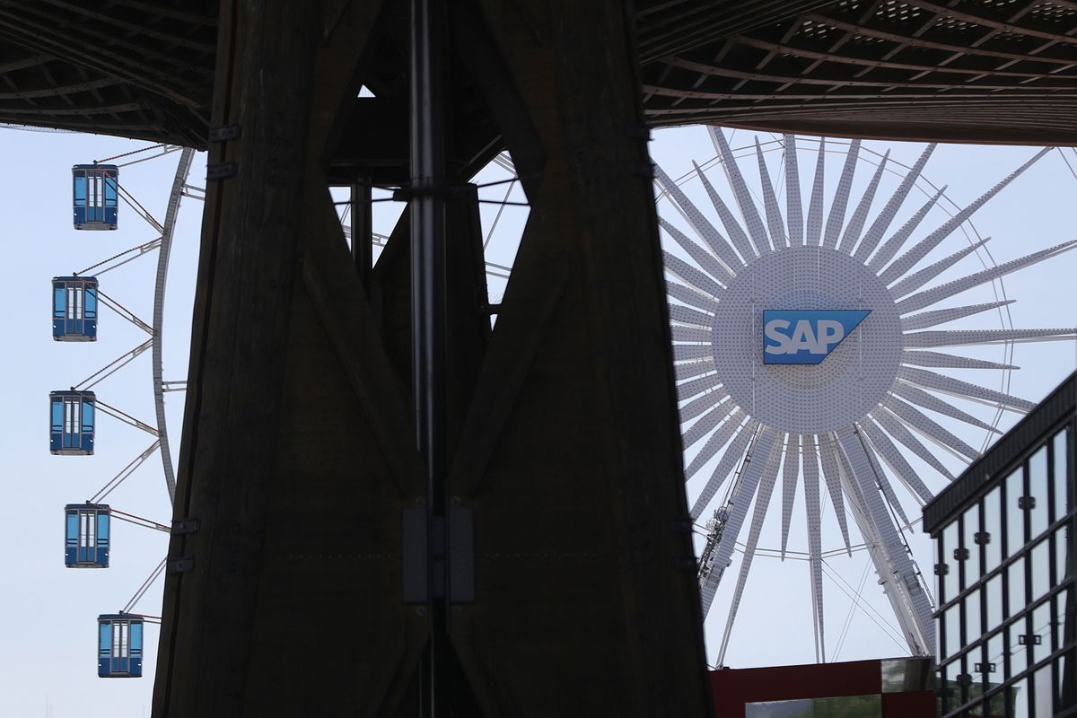 SAP Solid Results Boost Shares, Succession Plan Reassures Street
