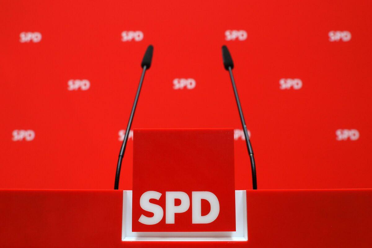 Merkel Governing Partner Never More Unpopular as Elections Near