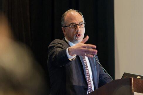Ecopetrol CEO Juan Carlos Echeverry