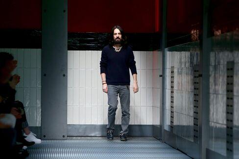 Designer Alessandro Michele