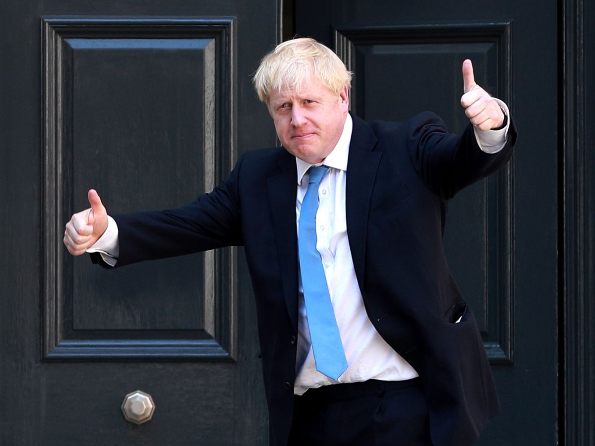 What Boris Johnson Fears More Than a No-Deal Brexit