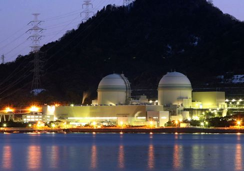 Nuclear-Free Summer Looms Over Japan's West