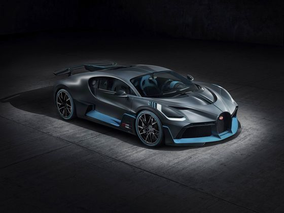 Bugatti Wants to Make a Car That Is … Not Super