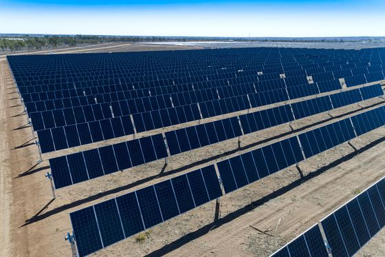 Adani Goes Green in Coal Country for First Australian Project