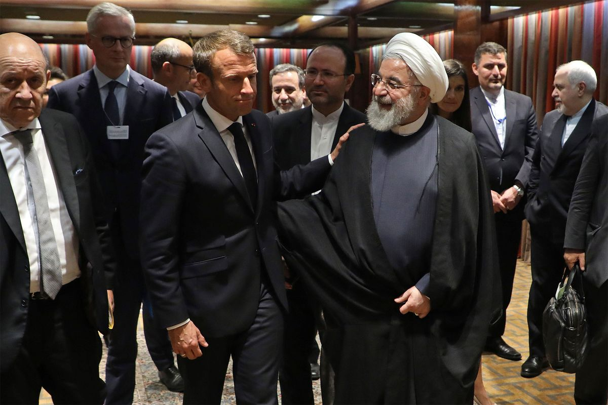 Rouhani Lays Out Conditions as U.S. Talks Seen Slipping Away