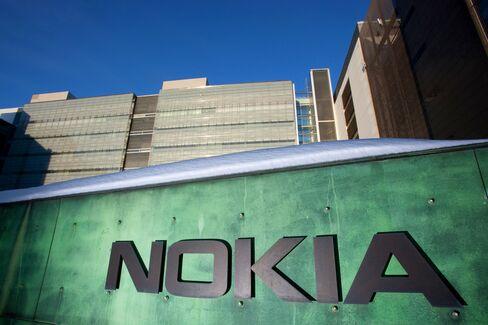 Most European Stocks Rise as Alcatel, Nokia Climb