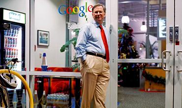 How Google Fuels Its Idea Factory