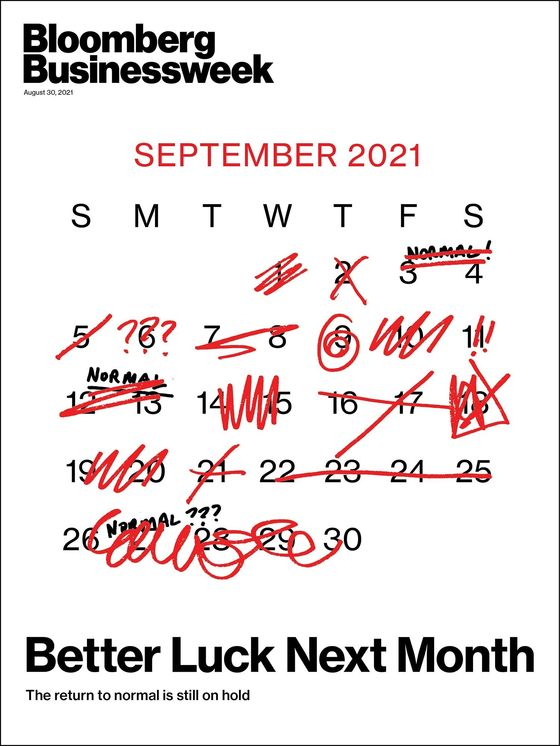Remember When September Was Going to Be the Return to Normal in the U.S.?