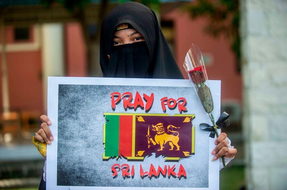 Sri Lanka's Chilling Warning