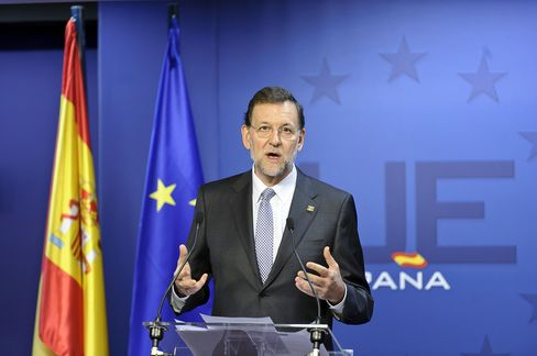 Prime Minister Mariano Rajoy