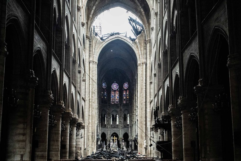 Small Donors, Not French Billionaires, Are Paying to Fix Notre Dame