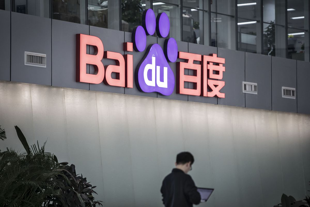 Baidu's $66 Billion Dive Knocks It Out of China's Top 5 Internet Companies