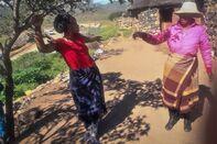 LESOTHO WEEKEND STORY - GA HANDLING