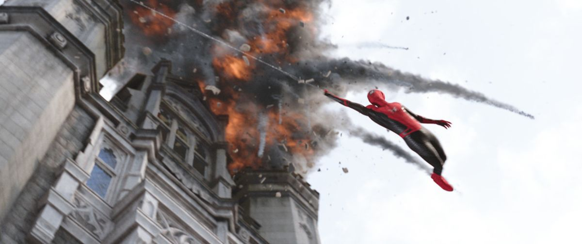 Spider-Man sets off a fight between Disney, Sony - Bloomberg