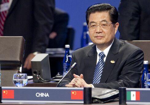 Hu Jintao, China's president