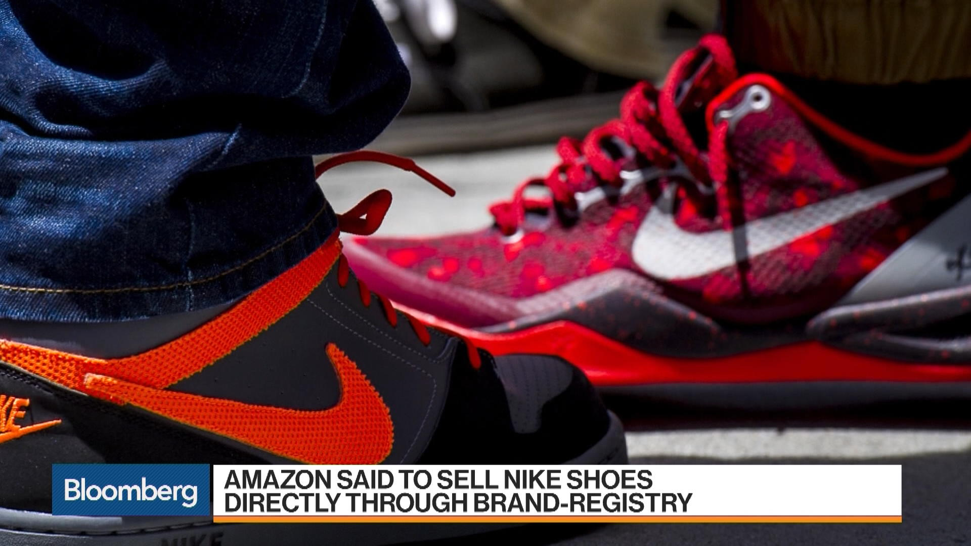 Will Nike Shoes Directly Through Brand Registry