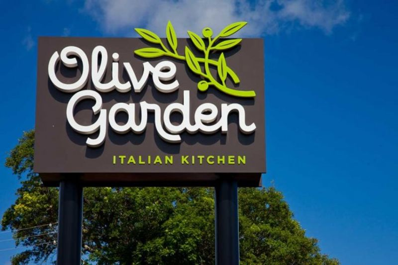 Olive Gardenu0027s Redesign Bids Farewell To Fake Old World Charm