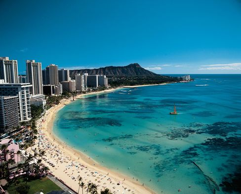 Hawaiian Property Recovery Lures Funds From Goldman, Sternlicht