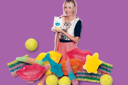Sugarpova Candy: Sharapova's Sweet Taste of Success