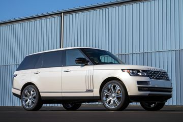 Range Rover Supercharged LWB Review: The $121,000