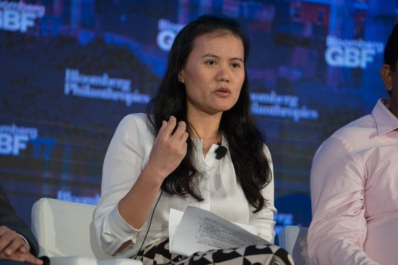 Lazada Veteran Pierre Poignant Is Replacing Lucy Peng as CEO