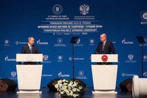 Putin Swallows Irritation at Erdogan as Syria Strains Ties