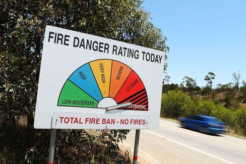 Catastrophic Wildfire Conditions Threaten Australia's NSW