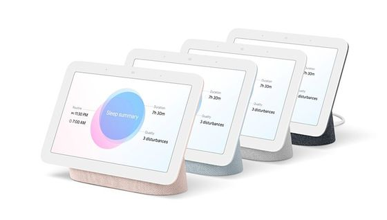 Google's Nest Adds Sleep Tracking in New Health Tech Foray