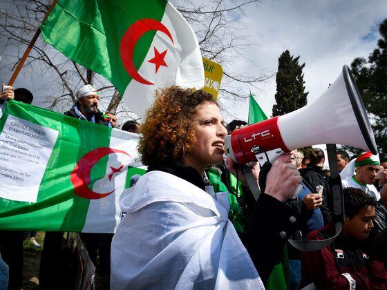Algerian Parliament Names Interim President and Protests Resume