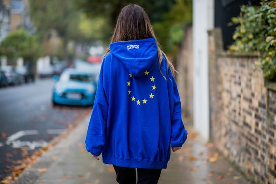 Britain Fights to Stay Fashionable in Face of Brexit