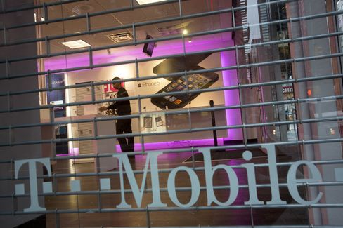 T-Mobile US Store in New York