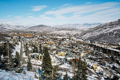 The Ski Resort Fight Over Park City Mountain