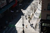 American Cities Go Eerily Quiet In The Age Of 'Shelter in Place'