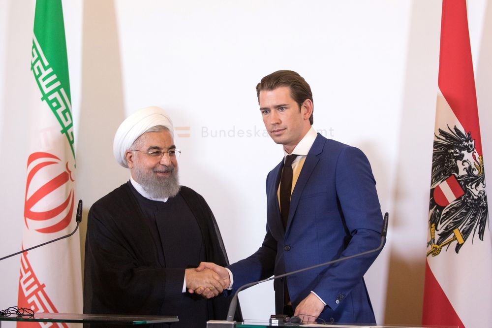 EU Wants Austria to Defy Trump by Handling Iran Money 1000x-1