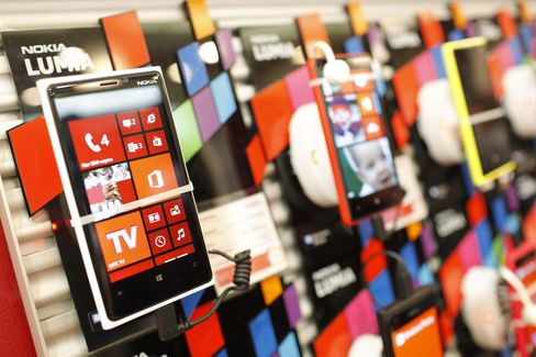 Nokia Says Earnings at Mobile-Phone Business Beat Its Estimates